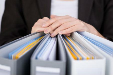 Разного рода документы для информационного стенда