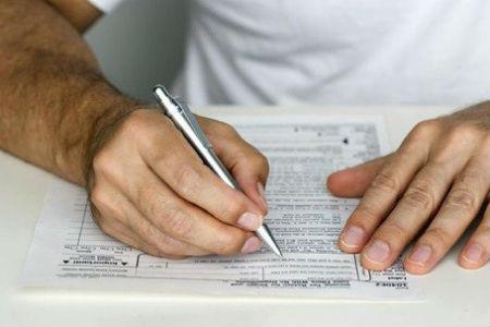 Заполняем все собранные документы для оформления ИП