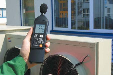 Проверка уровня шума и вибрации в торговом помещении ИП