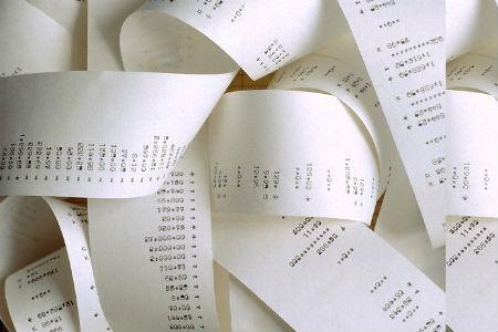 Подделка чеков запрещена и карается законом