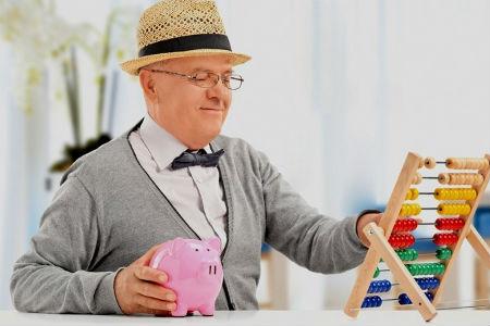 Производим подсчёты по пенсии для ИП