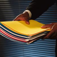Заявление о временной регистрации по месту пребывания по форме 1
